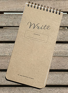 Write Reporter Notepad