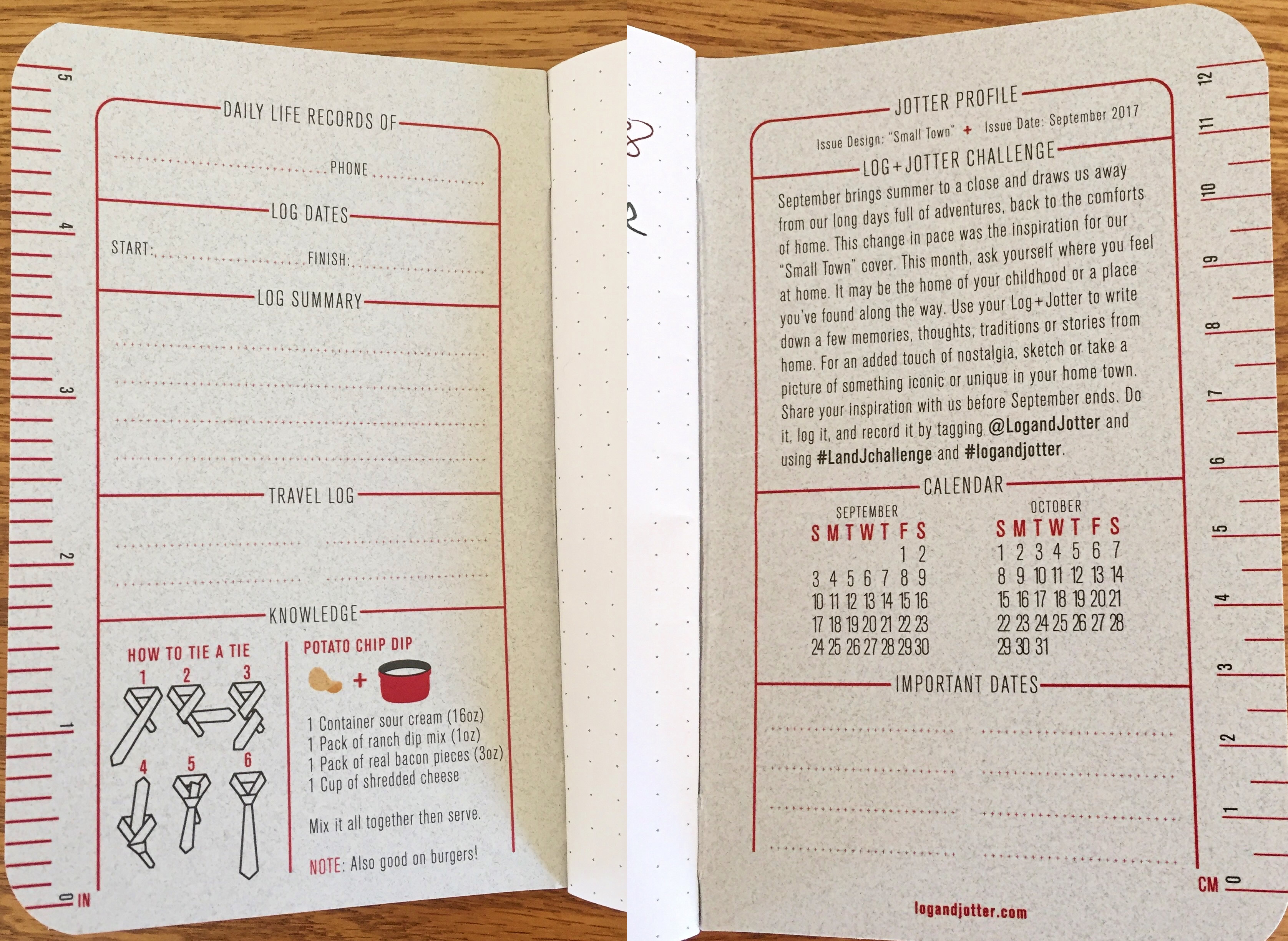 log jotter s new twist on notebook subscriptions