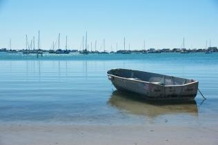 sarasota19-beach boat and sails