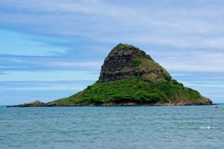 Chinaman's Hat island